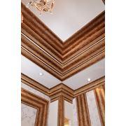 Карниз потолочный, Арт-Багет, Декор-Дизайн фото