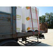 Транспортировка газобетонных блоков фото