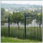 Забор для парков фото
