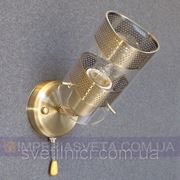 Декоративное бра SVET одноламповое SU-1010/1W AB CL