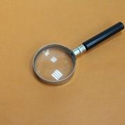 Лупа с ручкой 607D фото
