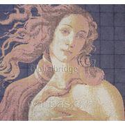 Античное Панно из Китайской мозаики фото