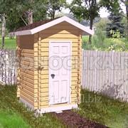 Туалет садовый Т-1 фото
