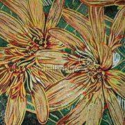 Панно из Китайской мозаики фото