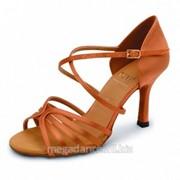 Обувь женская для танцев латина Лаура фото