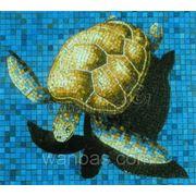 """Красивый рисунок-""""Панно"""" из Китайской мозаики фото"""