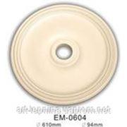 Потолочные розетки Classic Home EM0604