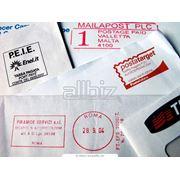 Доставка писем корреспонденции