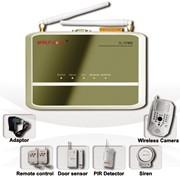 GPRS сигнализация с беспроводными камерами ВОЛК-007M8B