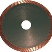 Круг алмазный (турбо) M14х2,2х12(c фланцем) диам.125мм фото