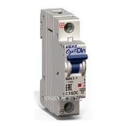 Автоматический выключатель УЗО BM63-1XС 10А фото