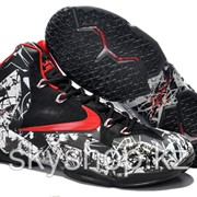 Кроссовки Nike LeBron XI 11 Graffiti Elite 2014 40-46 Код LBXI05 фото