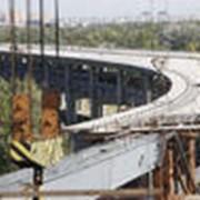 Строительство мостов, тоннелей фото