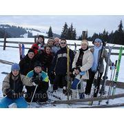 Новый год в Карпатах школьникам!!! фото