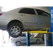 Замена ступичных подшипников автомобиля BAD F3 Донецк. фото