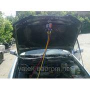 Заправка и ремонт кондиционеров автомобилей Chery Amulet в Донецке фото