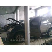 Замена тормозных колодок, шаровых, рулевых наконечников, стоек Toyota Донецк. фото