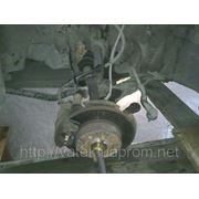 Переделка передних стоек Geely CK под картридж Каяба Донецк фото