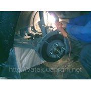 Замена тормозных колодок, шаровых, рулевых наконечников, стоек Chery Донецк Донецк. фото