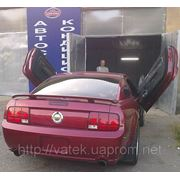 Ремонт ходовой и подвески автомобилей Ford Донецк. фото