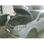 Замена сцепления автомобиля Geely MK в Донецке . фото