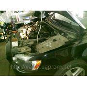 Замена тормозных колодок, шаровых, рулевых наконечников, стоек Mitsubishi Донецк. фото