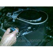 Замена приводных ремней на двигателях легковых автомобилей BMW Донецк. фото