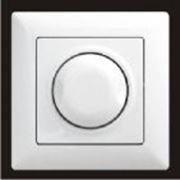Светорегулятор 1000w белый, крем VISAGE фото