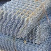 Сетка сварная арматурная : 110х110х3 ОЦ фото