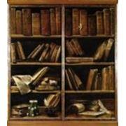 Список источников диссертации и список диссертаций на нужную тематику: подбор, составление, анализ фото