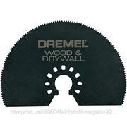 Пильный круг DREMEL Multi-Max (2615M450JA) Диаметр круга: 75, Страна производитель: Китай, Тип принадлежности: Диск, круг, Область применения: по фото