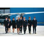 Униформа для авиакомпаний фото