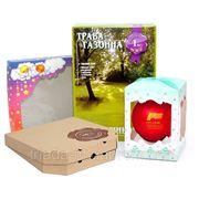 Разработка, изготовление и поклейка картонной упаковки фото