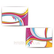 Дизайн пластиковых карточек фото