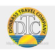 Создание логотипа Донецк работа дизайнера