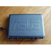 Тюнинг (моддинг, дизайн) ноутбуков пленками. Карбон3D. фото