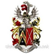 Родовой герб, разработка и изготовление фото