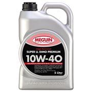 Моторное масло Meguin Super Ll Dimo Premium SAE 10W-40 5л.