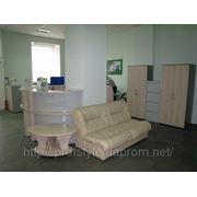 Офисная мягкая мебель фото