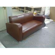 Мягкая мебель для офиса, диван для приемной купить в Украине фото