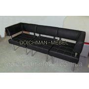 Мягкая мебель модульный секционный диван для офиса, приемных, кафе, баров и т.д. фото
