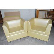 Офисные кресла, кресло из кожзама, мягкая мебель от производителя фото