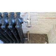 Монтаж систем центрального пылеудаления фото