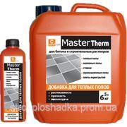 Пластификатор для заливки теплых полов Coral MasterTherm, 10 л фото