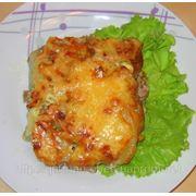 Запеканка картофельная с мясом Доставка обедов в офис Харьков. фото