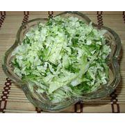 Салат с капусты (0,350) фото