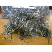 Фибра базальтовая (базальтовое волокно) 24 мм фото