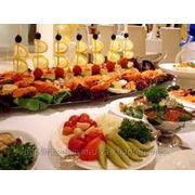 Обслуживание банкетов поваром-профессионалом недорого фото