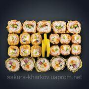 Доставка суши-сетов - Сакура фото