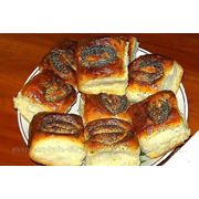 Пирожки с маком (0,100) фото